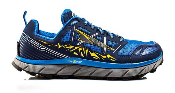 Altra M's Lone Peak 3 Shoes Blue